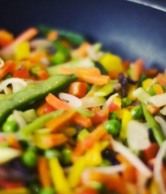 Side Vegetables - Serve 2